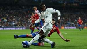 Vinicius Real Madrid ZSKA 12122018