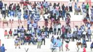 AFC Leopards fans.