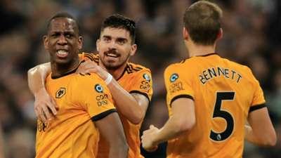 Willy Boly Wolves Tottenham 29122018