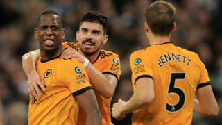 Willy Boly Wolves Tottenham 29122018