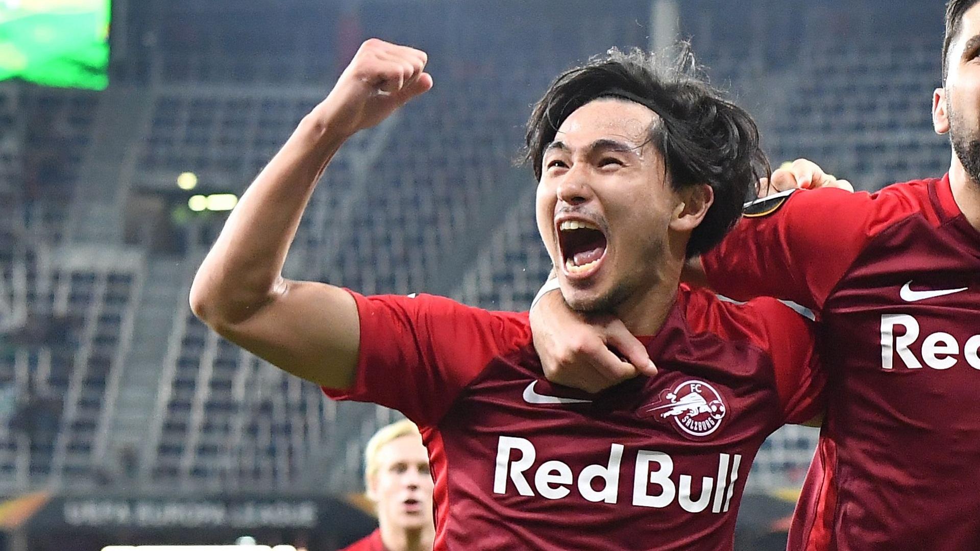 2018-11-09 Minamino Takumi Salzburg