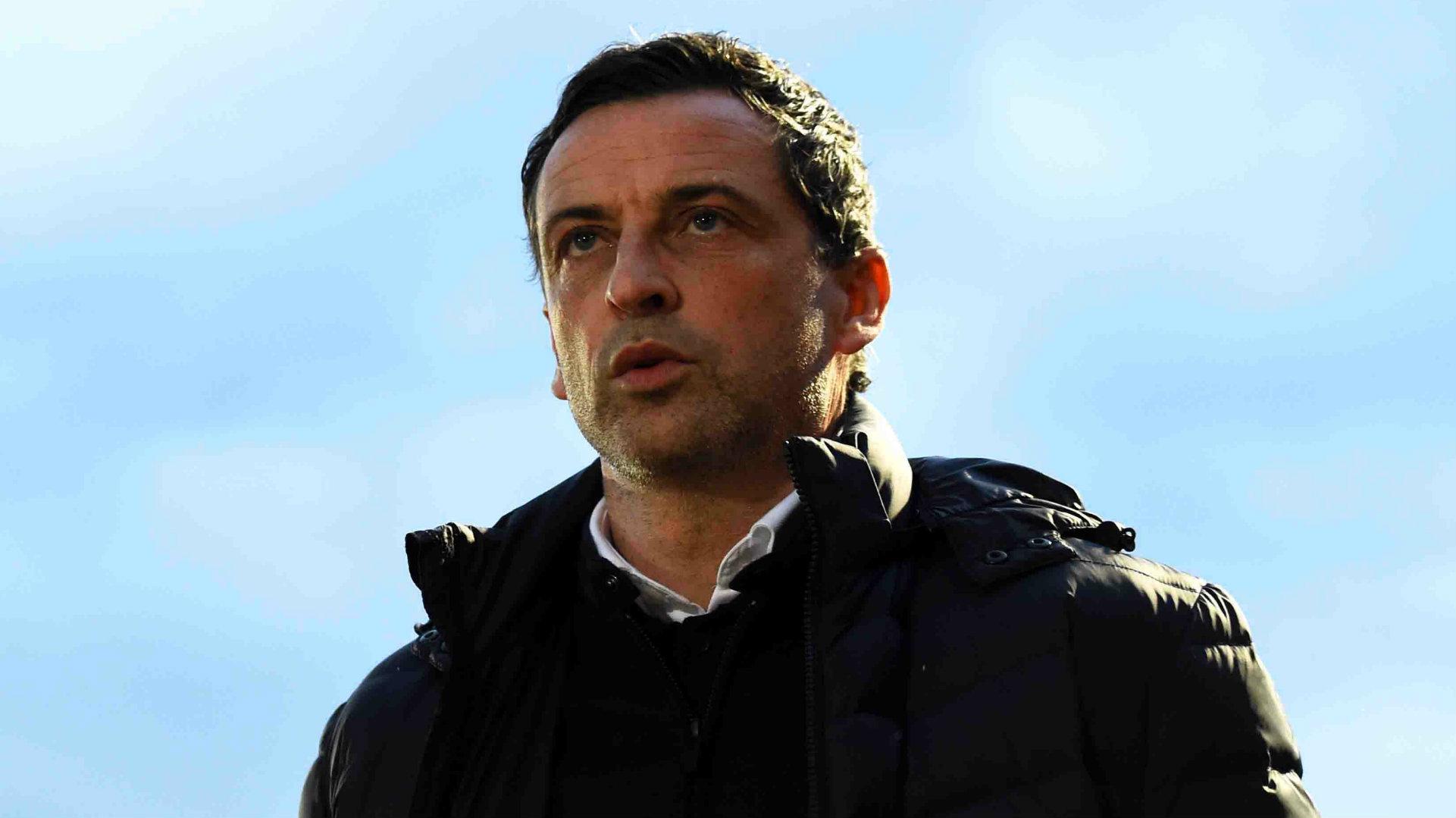 Jack Ross Sunderland manager 2018-19