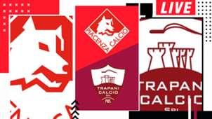 Diretta Piacenza-Trapani