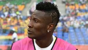 HD Asamoah Gyan Ghana