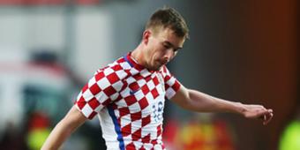 Filip Bradaric Estonia Croatia International Friendly 03282017