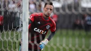 Diego Alves Flamengo 31 07 2017