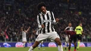 Cuadrado Juventus Milan