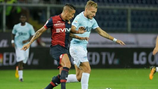 Genoa Lazio Serie A
