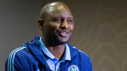 Patrick Vieira New York City FC