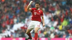 Xabi Alonso Bayern München 17092016
