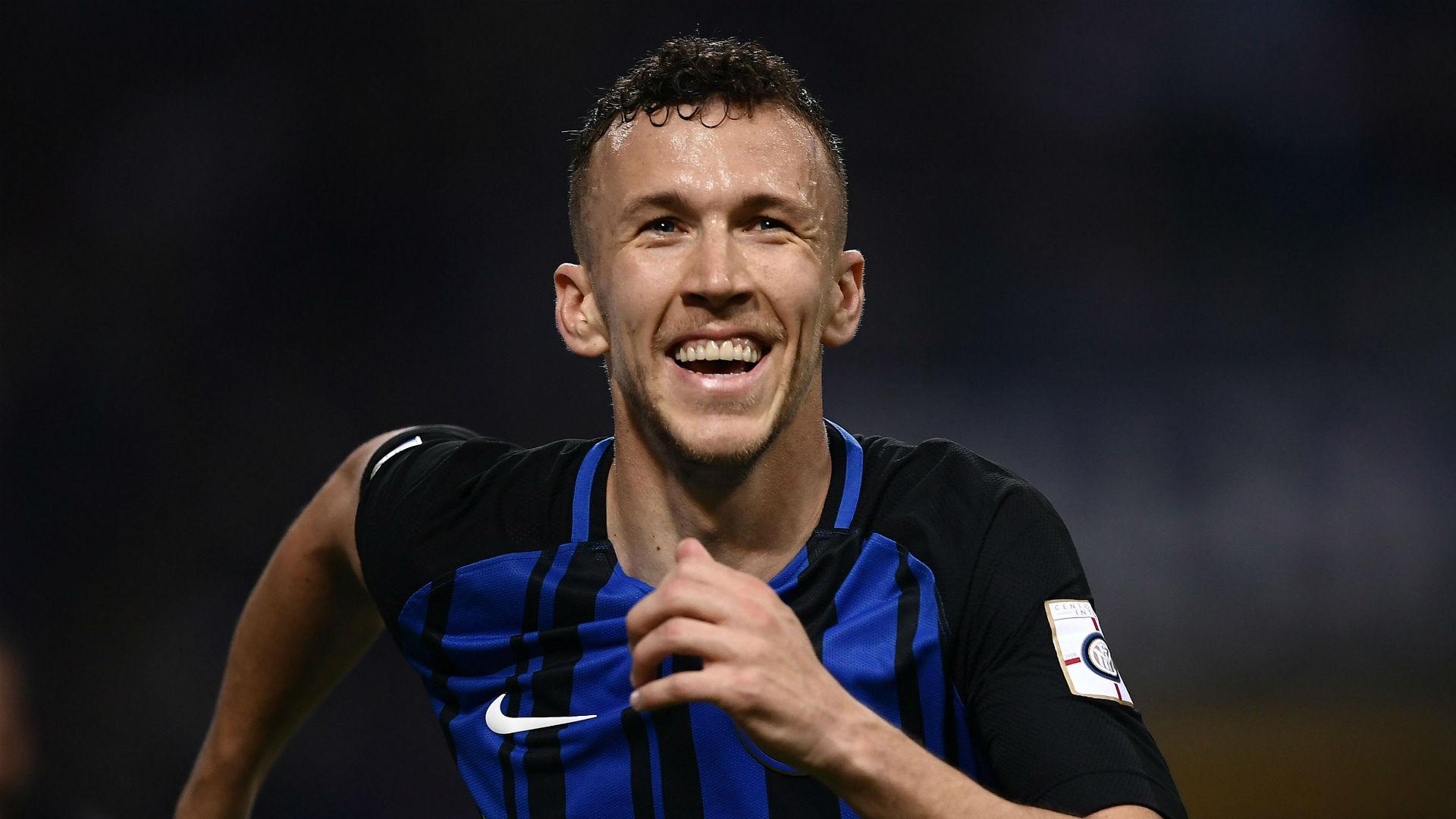 Ivan Perisic Inter Milan Juventus Serie A