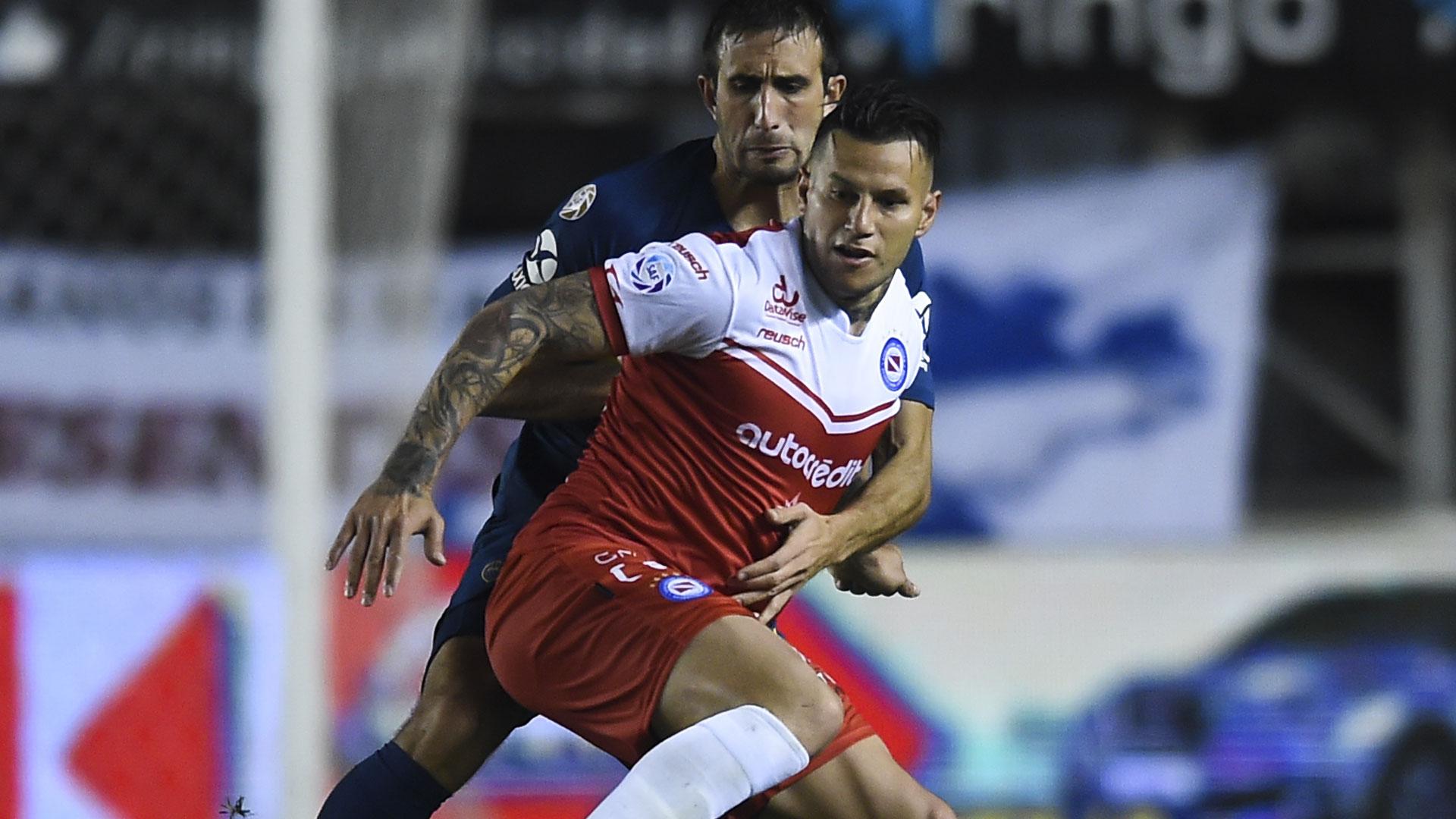 Raul Bobadilla Argentinos Juniors