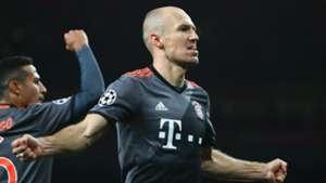 Arjen Robben Bayern Munich 07032017