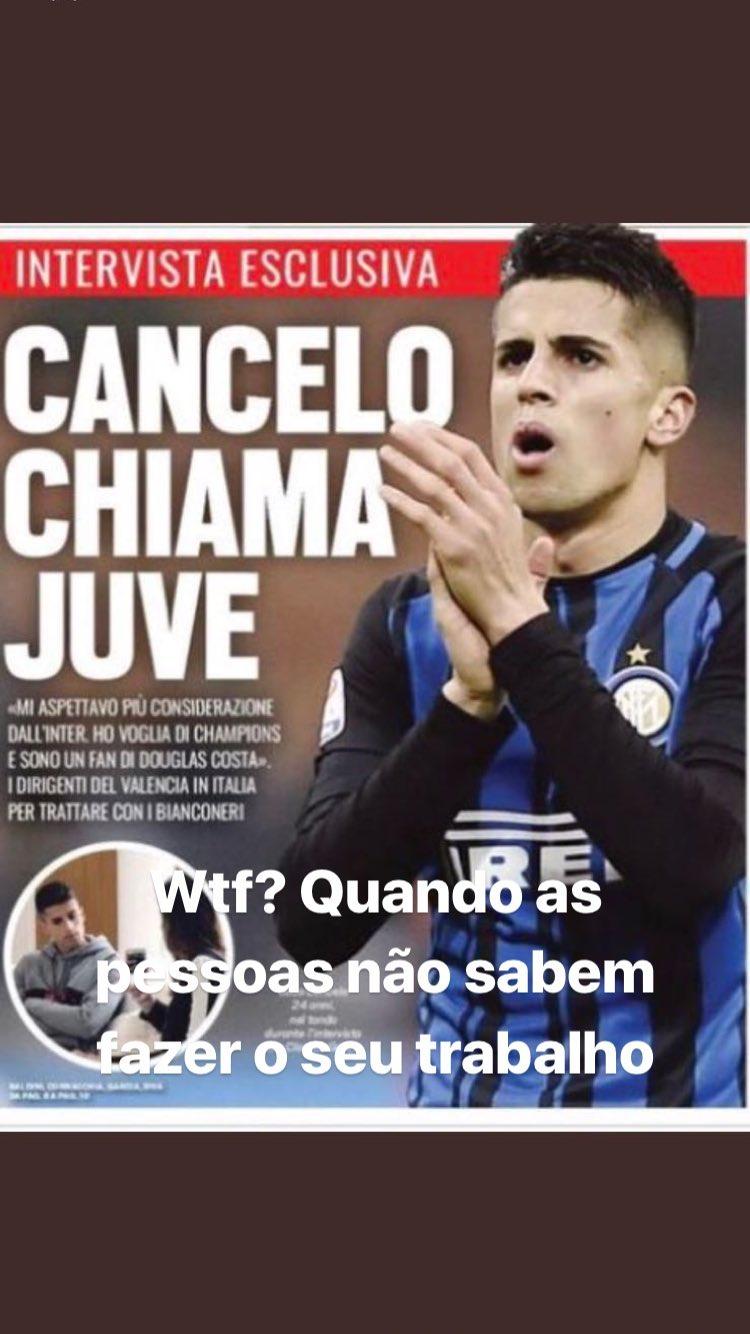 Joao Cancelo Instagram