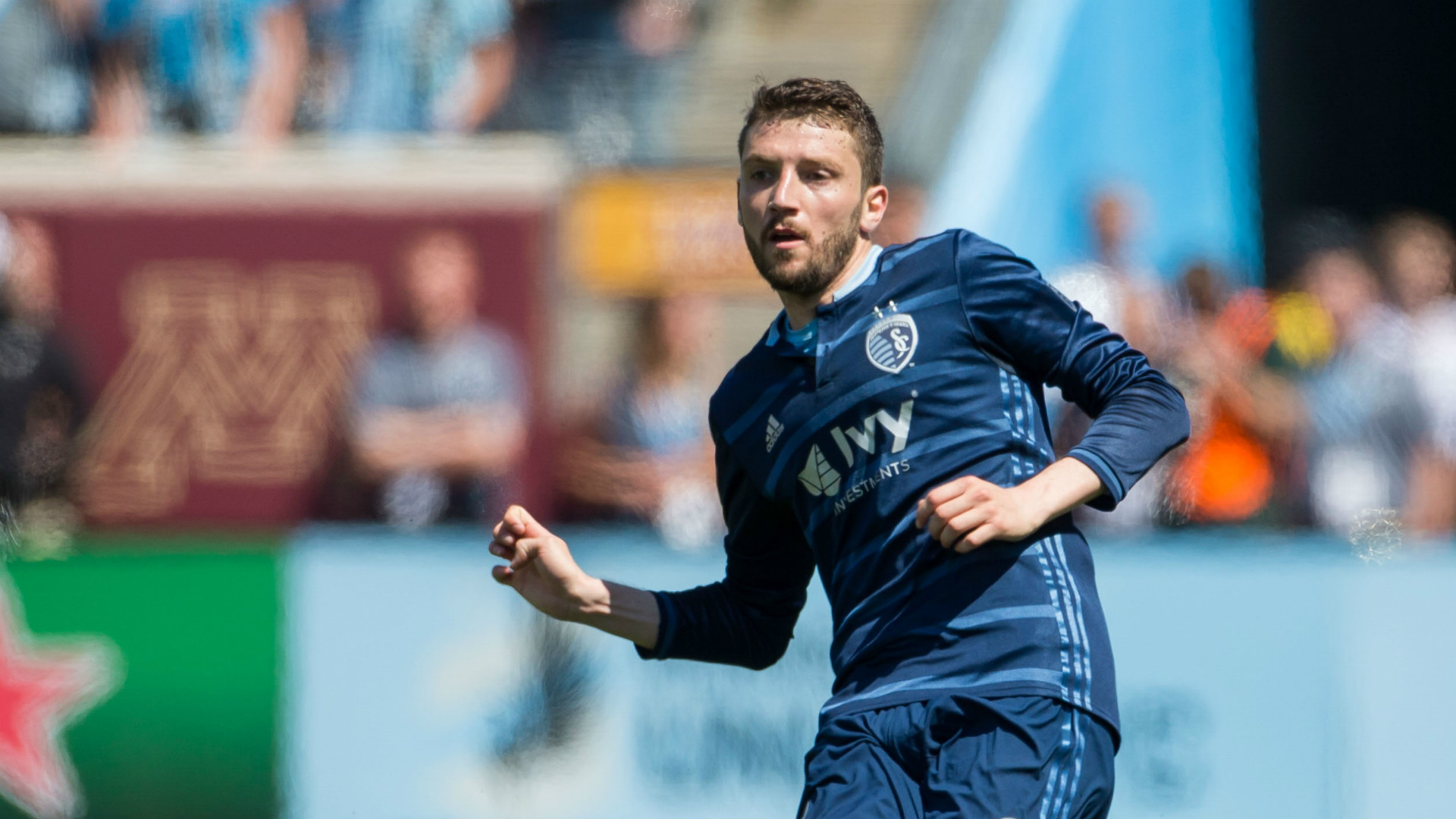 Ilie Sanchez Sporting Kansas City