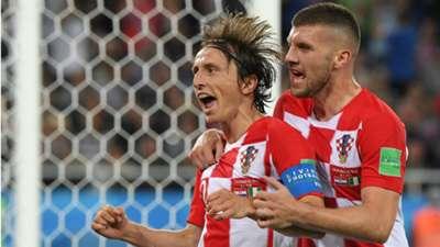 Nigeria vs. Croatia - Luka Modric