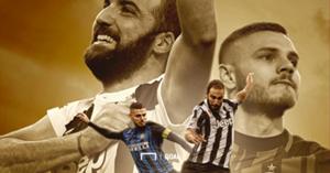 GFX Juventus Inter