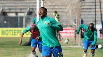 Mamelodi Sundowns v SuperSport United - August 2019 Lebohang Maboe