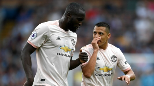 Romelu Lukaku Alexis Sanchez Manchester United