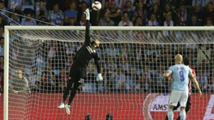 Sergio Romero Celta de Vigo Manchester United UEFA Europa League 04052017