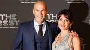Zinedine Zidane FIFA THE BEST AWARD 2018