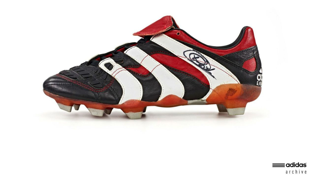 new product 93dab ffb1f Adidas Predator  Accelerator, Mania   every edition of David Beckham s  world-famous boots   Sporting News Canada
