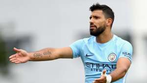 Sergio Aguero, Man City