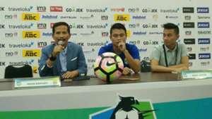 Djadjang Nurdjaman & Dedi Kusnandar - Persib Bandung