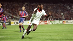 L1 to superstardom Desailly MILAN