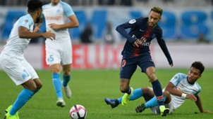 Neymar Marseille PSG Ligue 1 28102018
