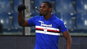 Zapata Sampdoria Lazio Serie A