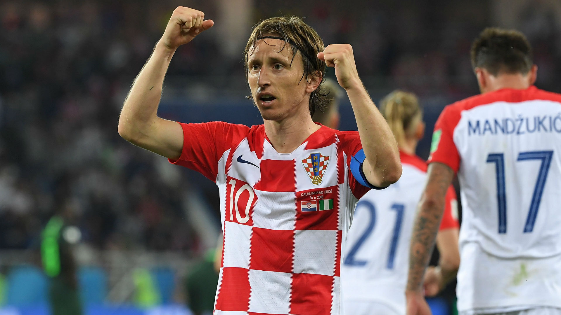 Image result for modric world cup final
