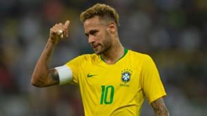 Neymar Brasil Argentina 16 10 2018