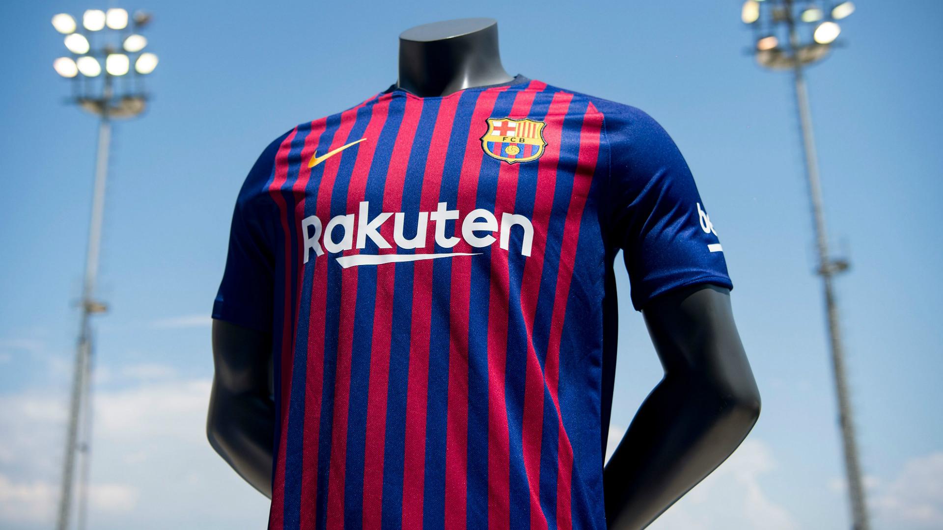 comprar camiseta Barcelona nuevo