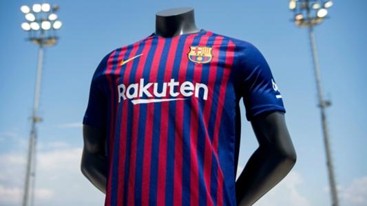 c1419328a9710 La camiseta del Barcelona  dónde comprar