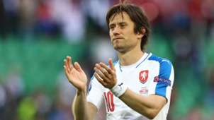 Tomas Rosicky Tschechien 17062016