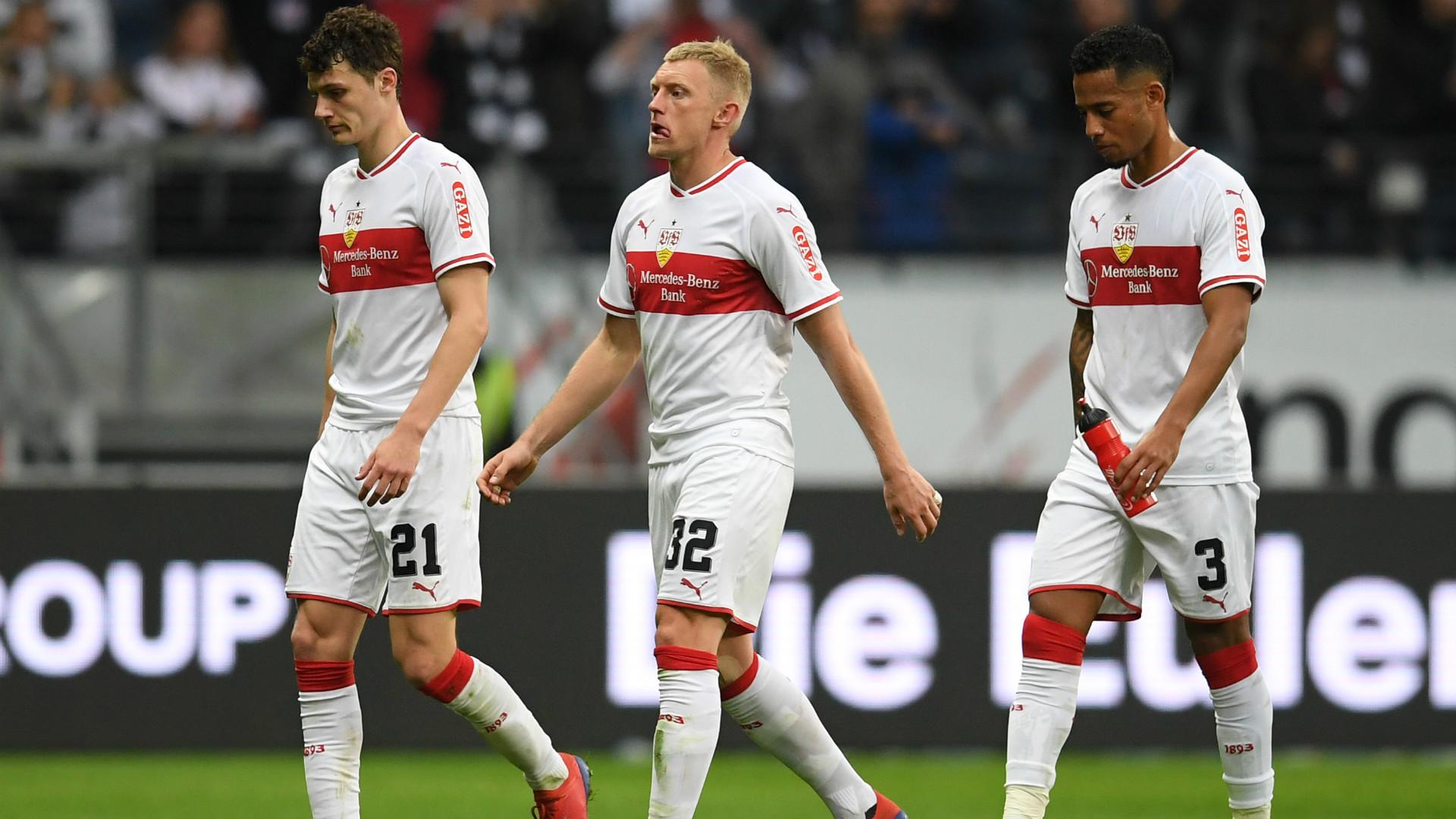 Andreas Beck VfB Stuttgart 2019