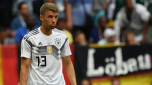 Thomas Muller Germany Mexico World Cup 2018