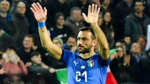 Fabio Quagliarella Italy Finland