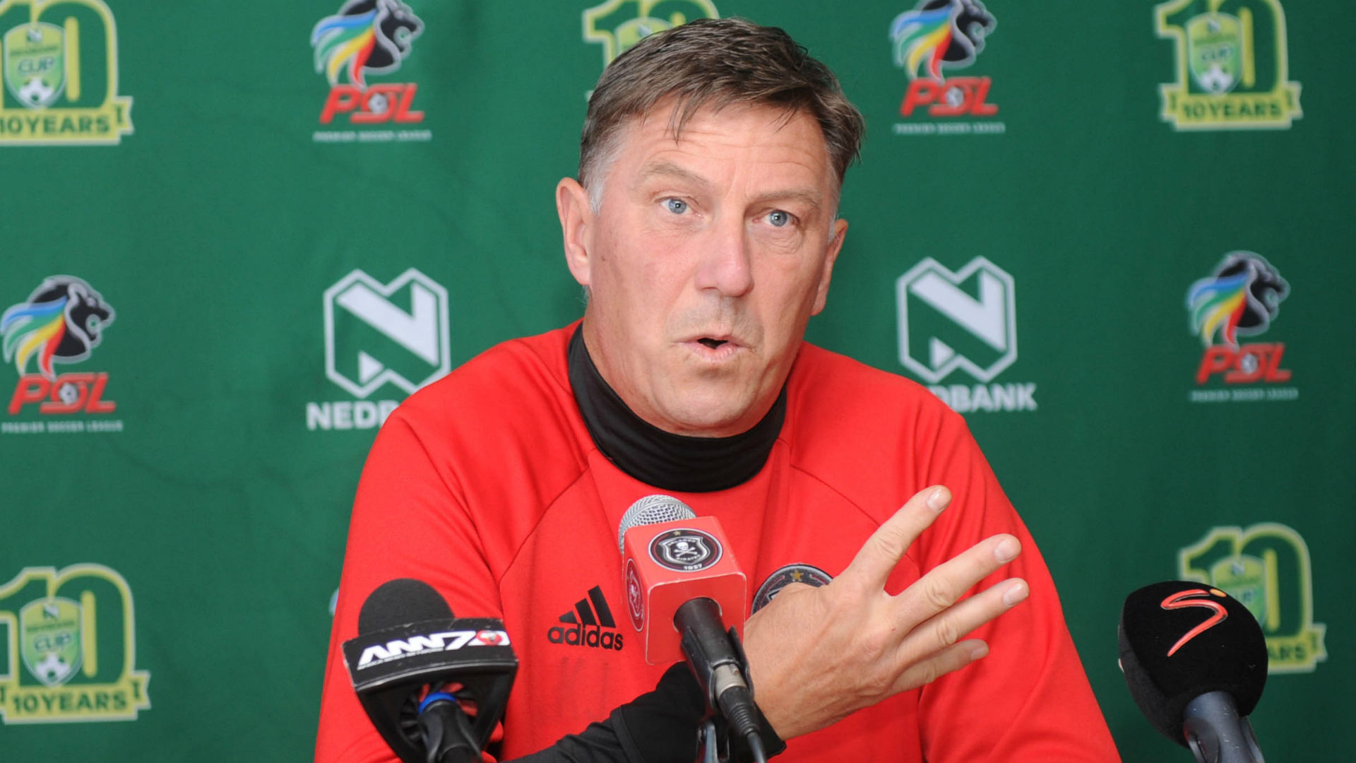 Former Cranes Coach Micho Set for Orlando Pirates Return