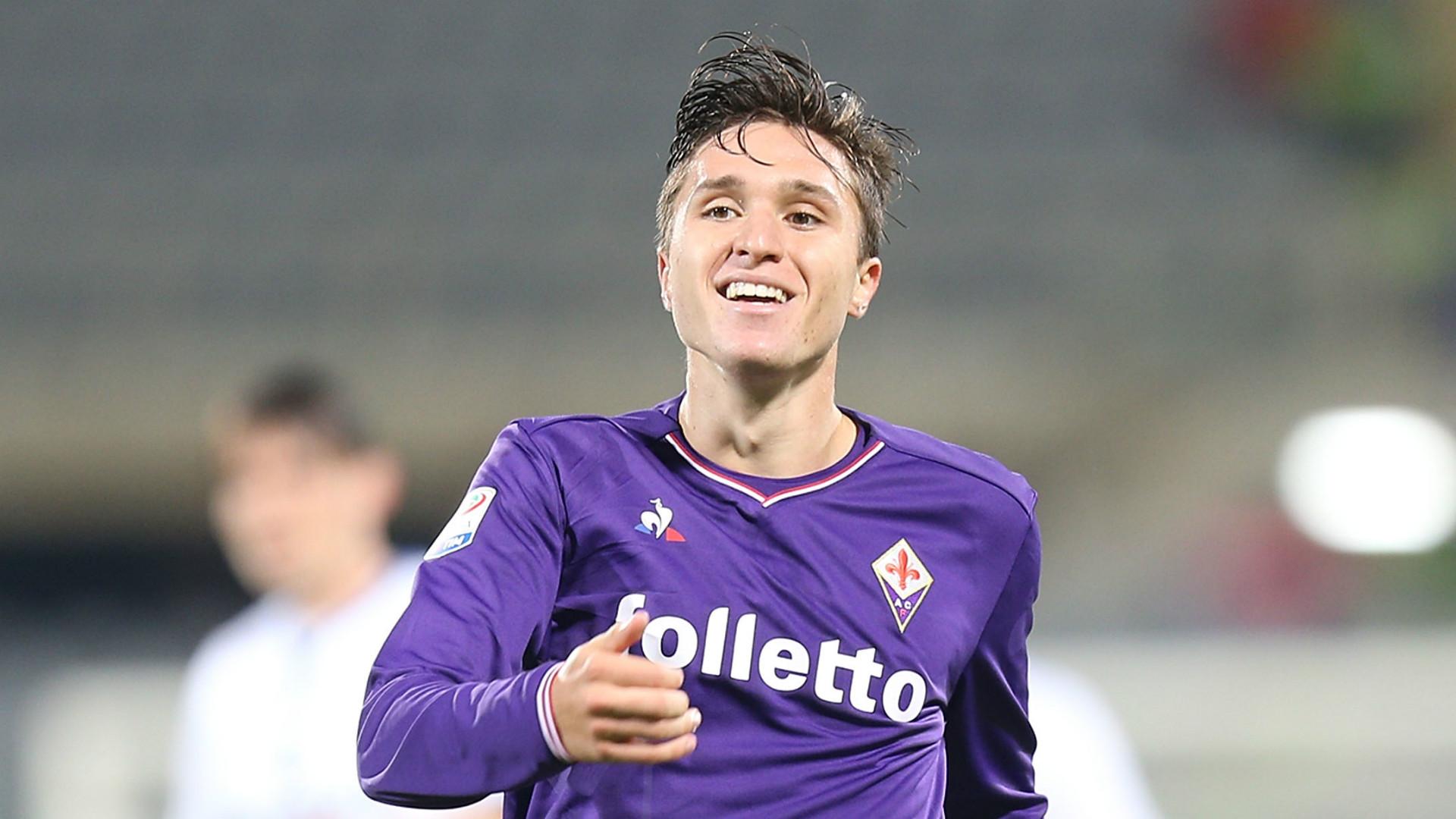 Maillot Extérieur Fiorentina FEDERICO CHIESA