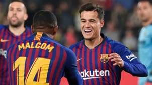 Philippe Coutinho Barcelona 2018-19