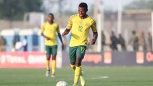 South Africa U20, Thabiso Monyane