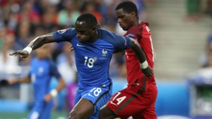 Moussa Sissoko William Carvalho Portugal France UEFA Euro 10072016