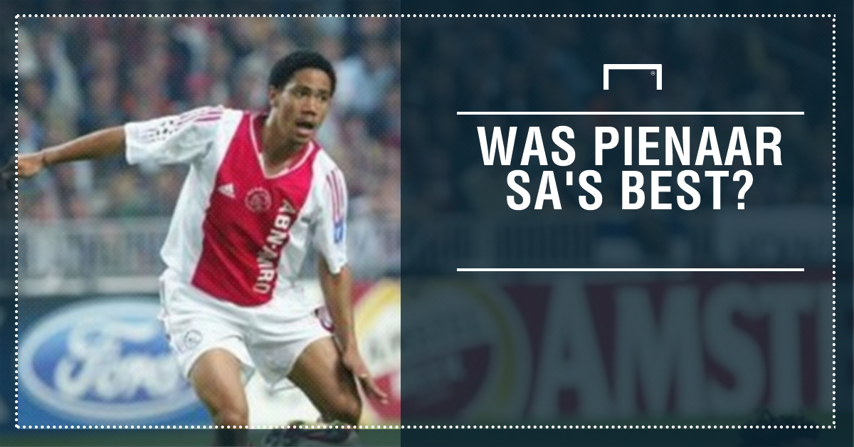 Was Pienaar SA's best
