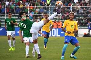 Juan Gabriel Valverde, Bolivia