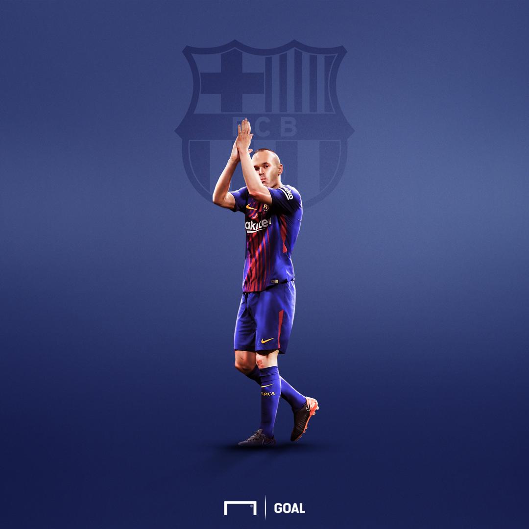 Barcellona, UFFICIALE addio Iniesta: