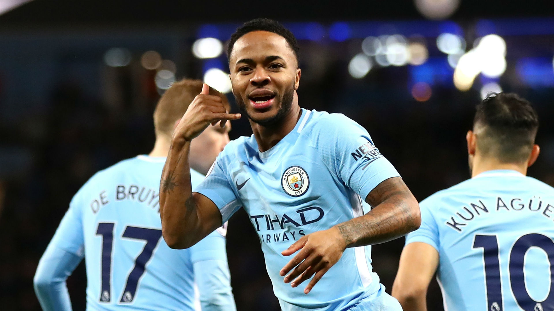 Raheem Sterling Manchester City