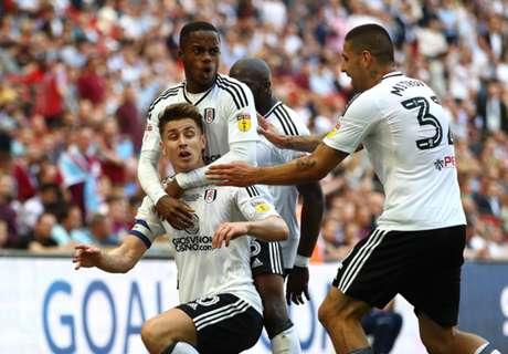 Fulham win Premier League promotion at Wembley