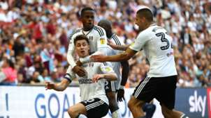 Tom Cairney Aston Villa Fulham Championship play-off final 260518